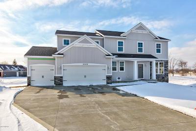 Hudsonville Single Family Home For Sale: 3303 Rivington Drive #28