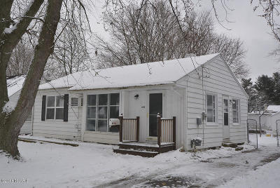 Kalamazoo Single Family Home For Sale: 1626 Homecrest Avenue