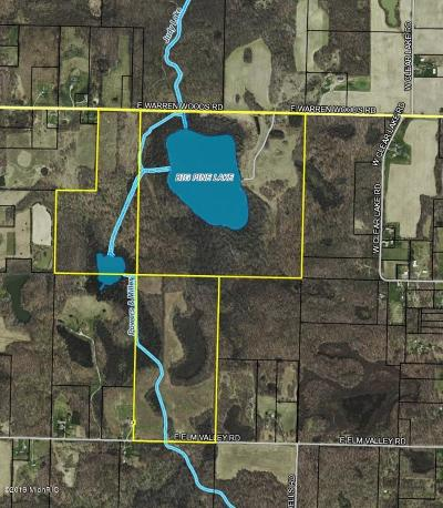 Buchanan Residential Lots & Land For Sale: 838 E Warren Woods Road