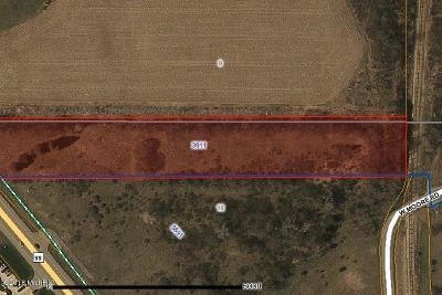 Jonesville Residential Lots & Land For Sale: 3911 W Carleton Road