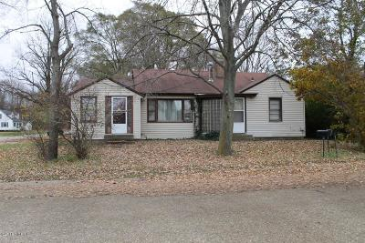 West Olive MI Single Family Home For Sale: $174,900