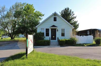 St. Joseph Commercial For Sale: 4239 Niles Road