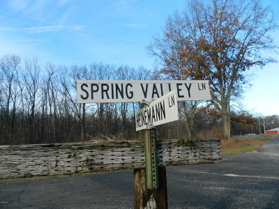Residential Lots & Land For Sale: Lot 1 Spring Valley Lane