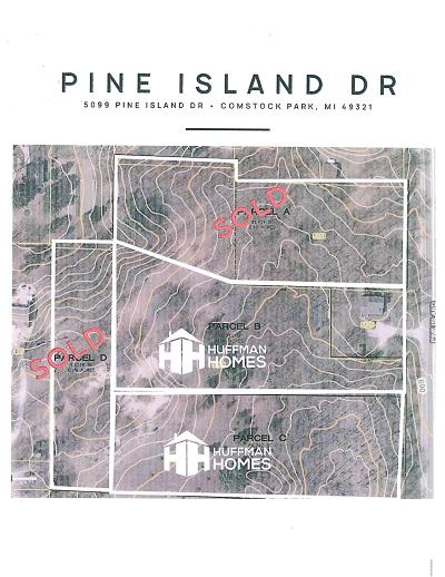 Residential Lots & Land For Sale: 5099 Pine Island Drive NE #C