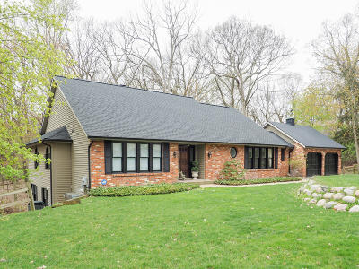 Kalamazoo Single Family Home For Sale: 1355 White Oak Drive