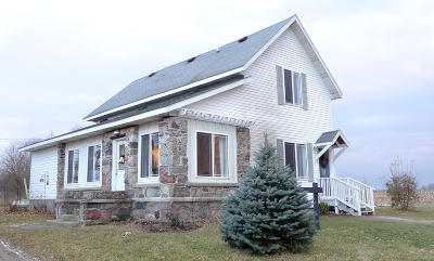 Mecosta County Single Family Home For Sale: 13607 6 Mile Road