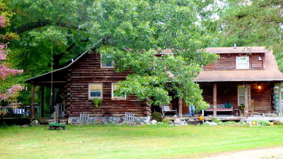 Cass County Single Family Home For Sale: 55465 Griffis Road