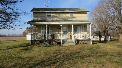 Otsego Single Family Home For Sale: 10351 N 6th Street