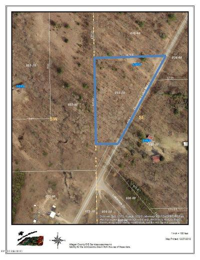 Residential Lots & Land For Sale: 2470 Dumont Lake Road