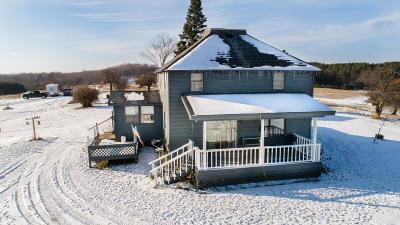 Leroy Single Family Home For Sale: 13269 Katelyn Drive #2