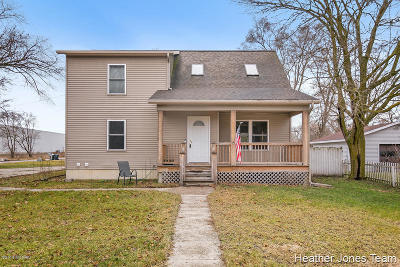Greenville Single Family Home For Sale: 801 N Irving Street