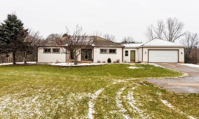 Sparta Single Family Home For Sale: 991 10 Mile Road NW