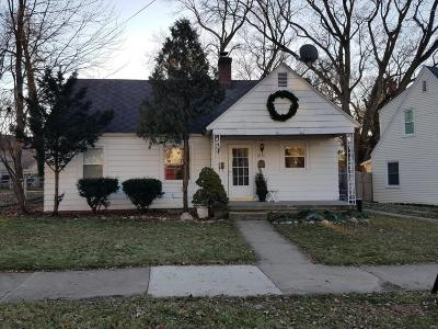 Grand Rapids Single Family Home For Sale: 1861 Philadelphia Avenue SE