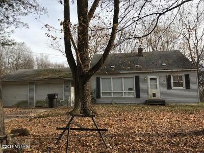 Portage Single Family Home For Sale: 4716 Branch Avenue