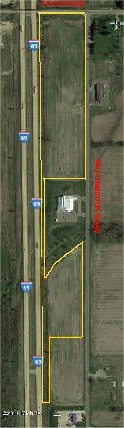 Branch County, Hillsdale County Residential Lots & Land For Sale: 464 N Willowbrook Road