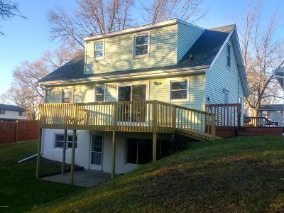 Kalamazoo Single Family Home For Sale: 5204 Lucerne Avenue