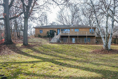 Vicksburg Single Family Home For Sale: 15555 Portage Road