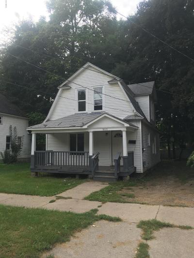 Kalamazoo Single Family Home For Sale: 907 Trimble Avenue
