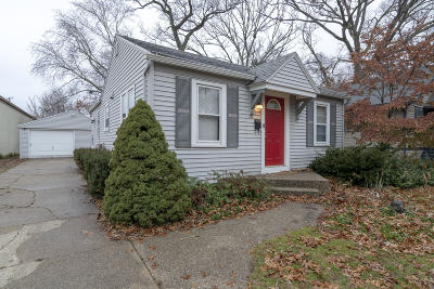 Grand Rapids Single Family Home For Sale: 1935 Newark Avenue SE