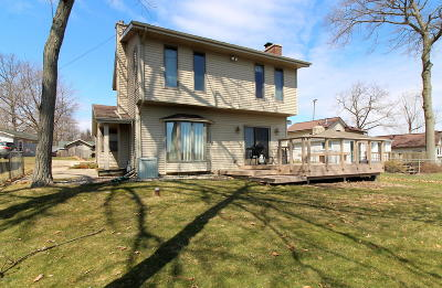 Clinton County, Gratiot County, Isabella County, Kent County, Mecosta County, Montcalm County, Muskegon County, Newaygo County, Oceana County, Ottawa County, Ionia County, Ingham County, Eaton County, Barry County, Allegan County Single Family Home For Sale: 4531 Indian Isle