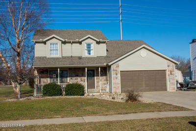 Stevensville Single Family Home For Sale: 2887 Southfork Drive