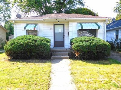 Single Family Home For Sale: 972 Barney Avenue