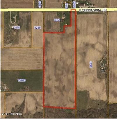 Hillsdale County Residential Lots & Land For Sale: E Territorial Road