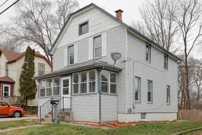Kalamazoo Single Family Home For Sale: 132 Remine Street