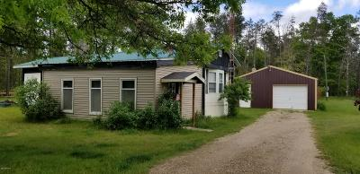 Luther Single Family Home For Sale: 5444 N Twin Creek Road