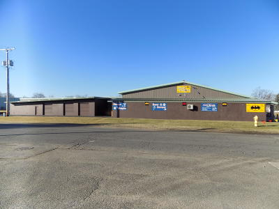 Berrien County Commercial For Sale: 1340 Territorial Road