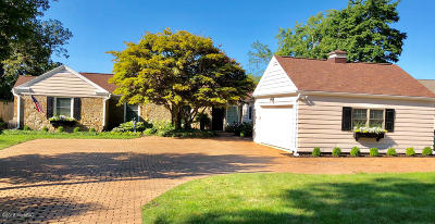 Battle Creek Single Family Home For Sale: 28 Hiawatha Drive