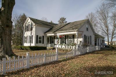 Kalamazoo Single Family Home For Sale: 4020 Grand Prairie Road