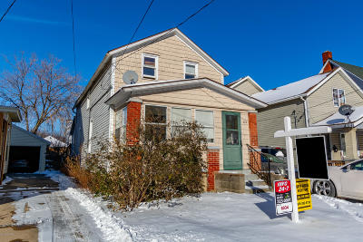 Grand Rapids Single Family Home For Sale: 833 4th Street NW