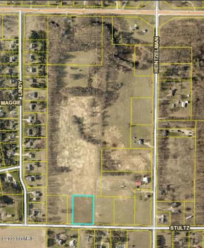 Rockford Residential Lots & Land For Sale: 11849 Stultz Street NE