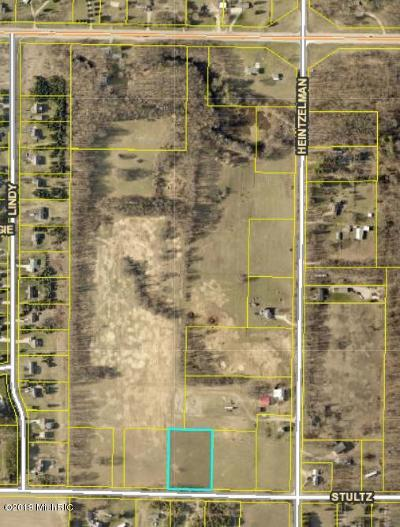 Rockford Residential Lots & Land For Sale: 11905 Stultz Street NE