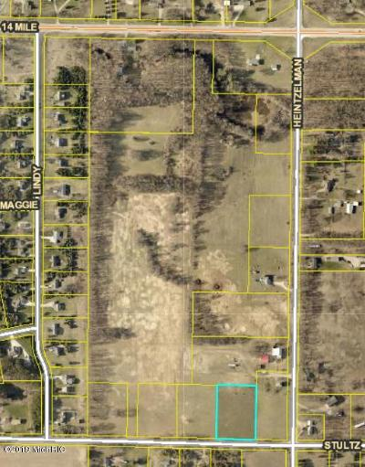 Rockford Residential Lots & Land For Sale: 11947 Stultz Street NE