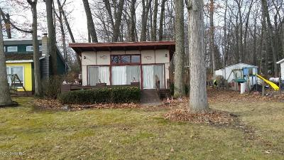 Hillsdale MI Single Family Home For Sale: $69,900