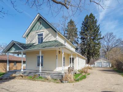 Allegan Single Family Home For Sale: 433 Grand Street