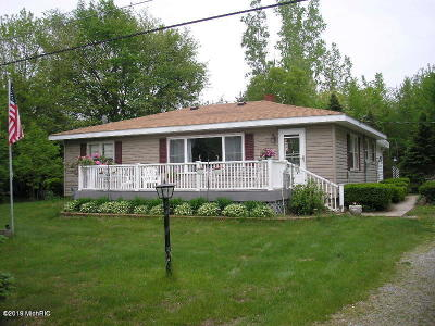 Berrien County Single Family Home For Sale: 12000 Wilson Road