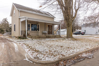 Marshall Single Family Home For Sale: 735 E Green Street