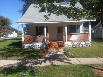 Sturgis Single Family Home For Sale: 225 Susan