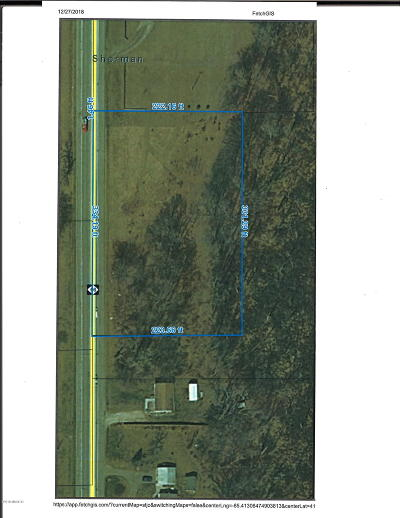 St. Joseph County Residential Lots & Land For Sale: M-66