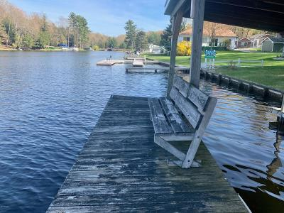 Benzie County, Charlevoix County, Clare County, Emmet County, Grand Traverse County, Kalkaska County, Lake County, Leelanau County, Manistee County, Mason County, Missaukee County, Osceola County, Roscommon County, Wexford County Residential Lots & Land For Sale: 6088 Grace Avenue