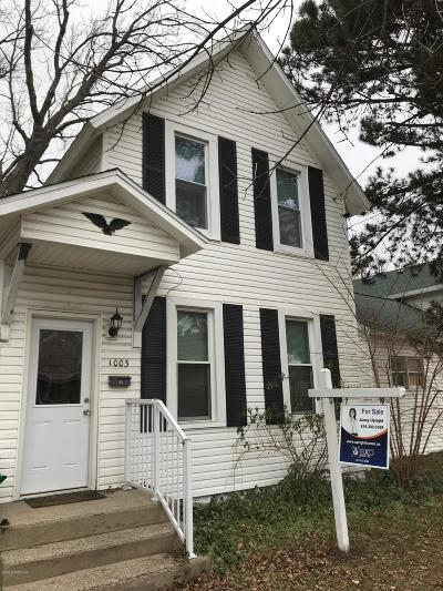 Grand Rapids Single Family Home For Sale: 1003 Jackson Street NW