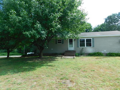 Paw Paw Single Family Home For Sale: 45571 37 1/2 Street