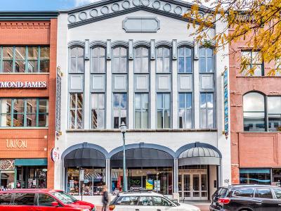 Kalamazoo Condo/Townhouse For Sale: 125 S Kalamazoo Mall #602