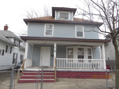 Grand Rapids Single Family Home For Sale: 135 Corinne Street SW