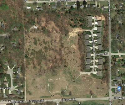 Ludington Residential Lots & Land For Sale: 6500 W Bryant Rd Road
