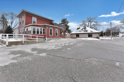 Big Rapids Commercial For Sale: 105 W Bellevue Street