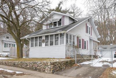 Kalamazoo Single Family Home For Sale: 906 Howard Street